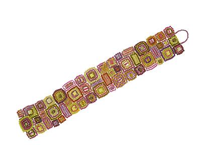 Glass Garden Gee's Poppy Bend Cuff Kit
