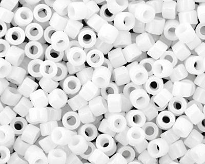 TOHO Opaque White Treasure #1 Seed Bead