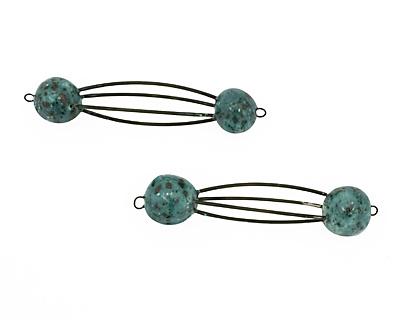 Jangles Ceramic Turquoise Cage 73-83x13-17mm