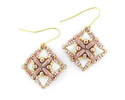 Bertel Diamond Pendant Pattern