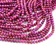Ruby Crazy Lace Agate Round 6mm