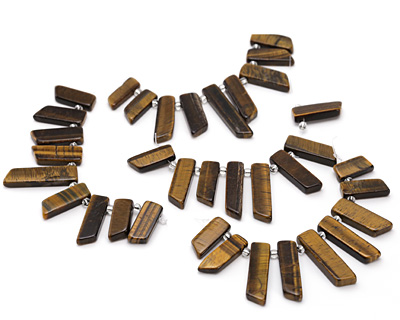 Tiger Eye Stick Slice Focal Set 9-11x26-35mm