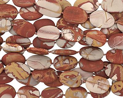 Noreena Jasper (matte) Flat Freeform Slab 22-36x22-25mm