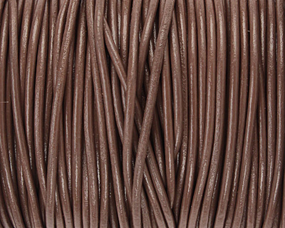 Enland Round Leather Cord 2mm