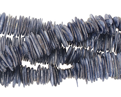 Kyanite Side-Drilled Stick 1-3x18-24mm