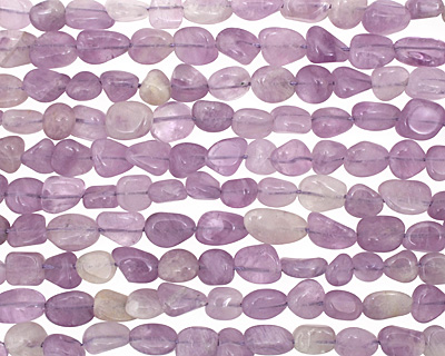 Cape Amethyst Tumbled Nugget 9-14x8-11mm