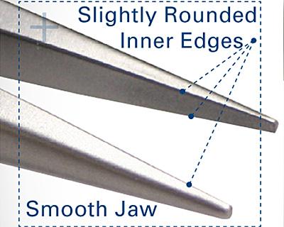 Tronex Chain Nose Pliers (ergonomic handle length)