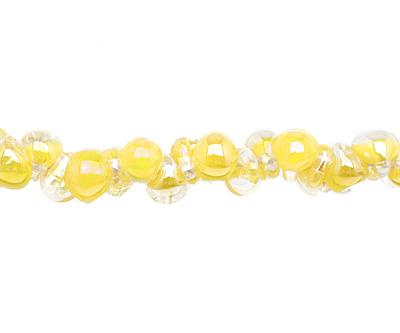 Unicorne Beads Luster Lemonade Mini Teardrop 5x7mm