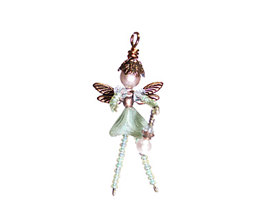 Glass Garden Seafoam Fairy Kit