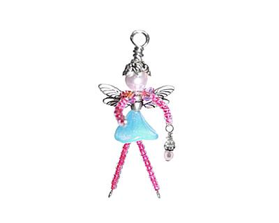 Glass Garden Blue/Pink Fairy Kit