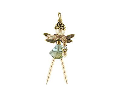 Glass Garden Sage Fairy Kit