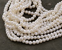 Pearly White Freshwater Potato Pearl 7-8mm