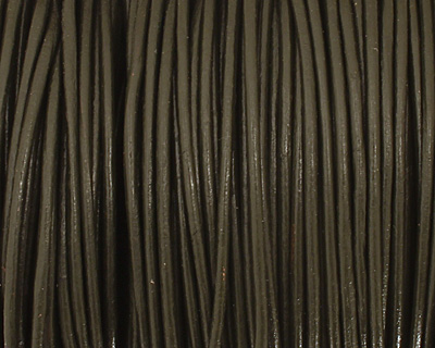 Hunter Round Leather Cord 1.5mm