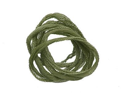 Sage Fairy Silk Ribbon 1/2