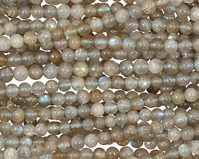 Labradorite Round 4-5mm