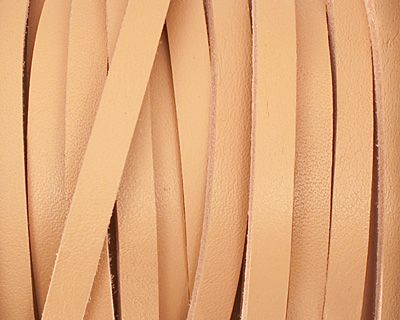 Natural Leather Belting Lace 5mm