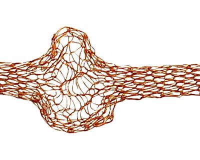 WireLace Rust Ribbon 3mm