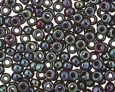 TOHO Metallic Nebula Round 11/0 Seed Bead