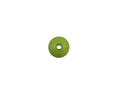 Tagua Nut Apple Rondelle 3x8mm