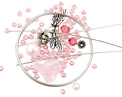 Glass Garden Pink Fairy Kit