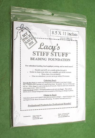 Lacy's Stiff Stuff 8.5