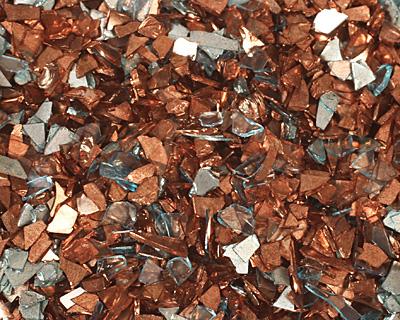 Scrapbook Vintage Glass Glitter (Shards) 1 oz.