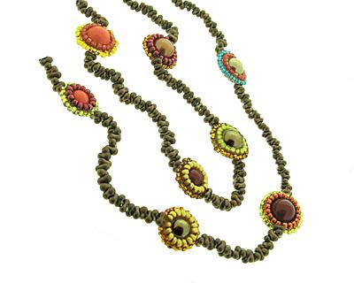 Glass Garden Summer Berry Necklace Kit