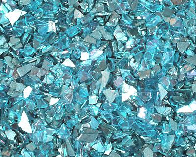 Swan Lake Vintage Glass Glitter (Shards) 1 oz.