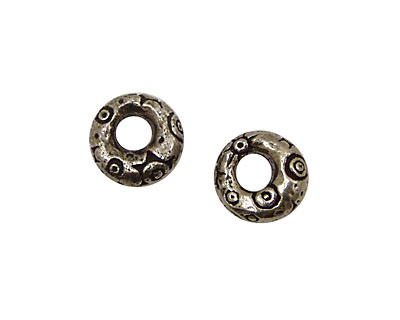 Green Girl Pewter Small Eye Rock 14mm