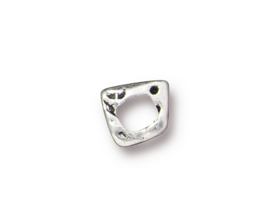 TierraCast Antique Silver (plated) Link 6x5mm
