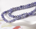 Iolite Faceted Round 3mm