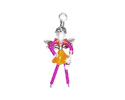 Glass Garden Hot Pink Fairy Kit
