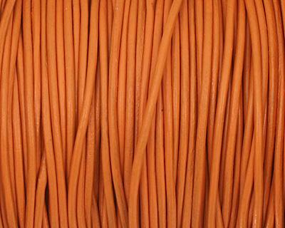 Tahiti Round Leather Cord 1.5mm
