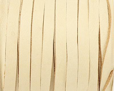 Buckskin Deerskin Leather Lace 1/8