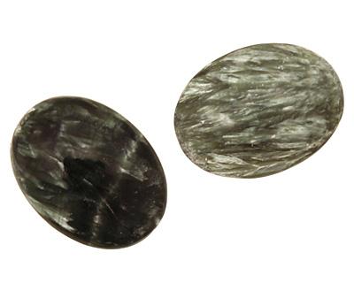 Seraphinite Oval Cabochon 15x20mm