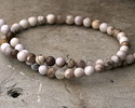 Smoky Dendritic Opal Round 6mm