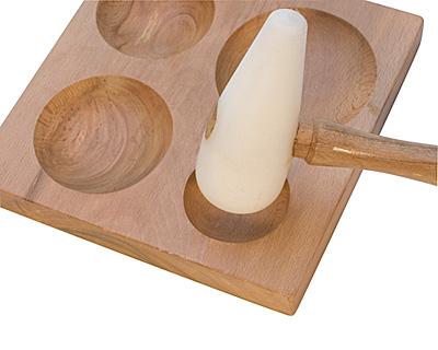 Domed Faced Nylon Hammer 2