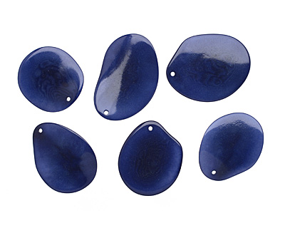 Tagua Nut Royal Potato Chip 30-37x37-47mm