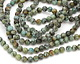 African Turquoise Round 8-8.5mm