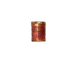 Patricia Healey Copper Thin Tube Bead 12x9mm