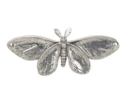 Green Girl Pewter Butterfly Focal Link