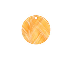 Zola Elements Honeycomb Acetate Coin Focal 20mm