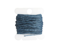 Williamsburg Blue Irish Waxed Linen 4 ply