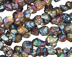Titanium Pyrite Nugget 6-7mm