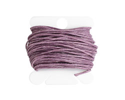 Lavender Irish Waxed Linen 7 ply