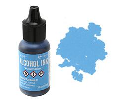 Adirondack Aquamarine Alcohol Ink 14ml