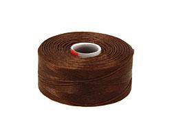 C-Lon Brown Size D Thread