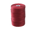 C-Lon Red (.5mm) Bead Cord