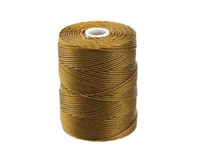 C-Lon Bronze (.5mm) Bead Cord