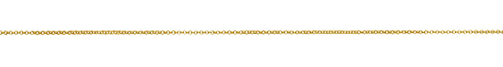 Satin Hamilton Gold (plated) Tiny Double Rollo Chain